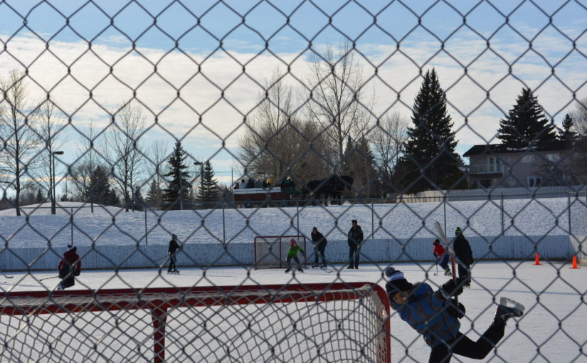 Winterfest and Skate with the Saskatoon Blades Feb. 5
