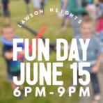 LHCA Fun Day Friend 2018